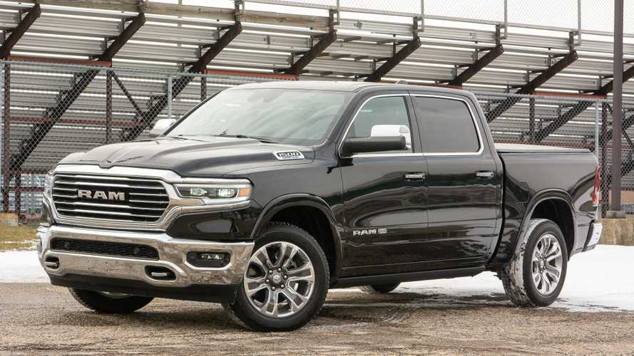 Second Quarter Truck Sales Show Ram Soaring, F-Series Still Champ