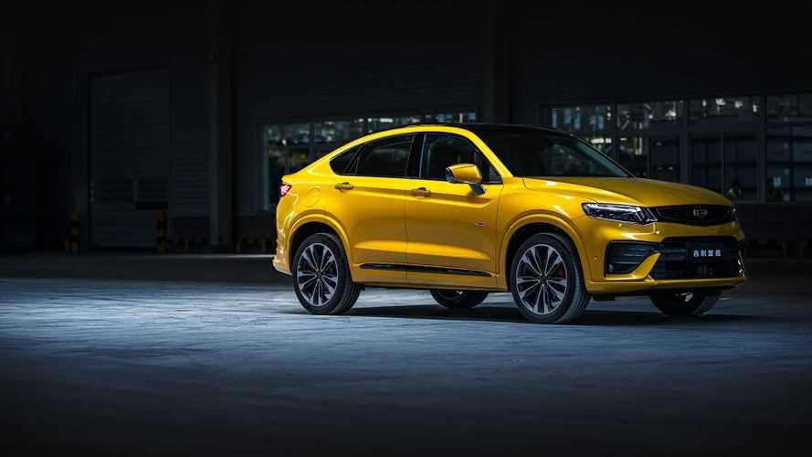 Geely Xing Yue: SUV-cupê híbrido tem base de Volvo e design de BMW