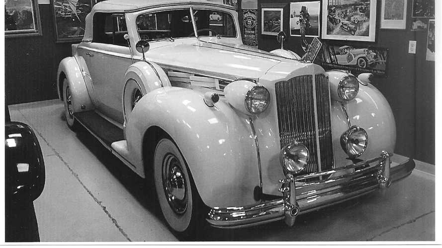 Elegant 1938 1607 V12 Convertible Coupe Is Mellow In Yellow