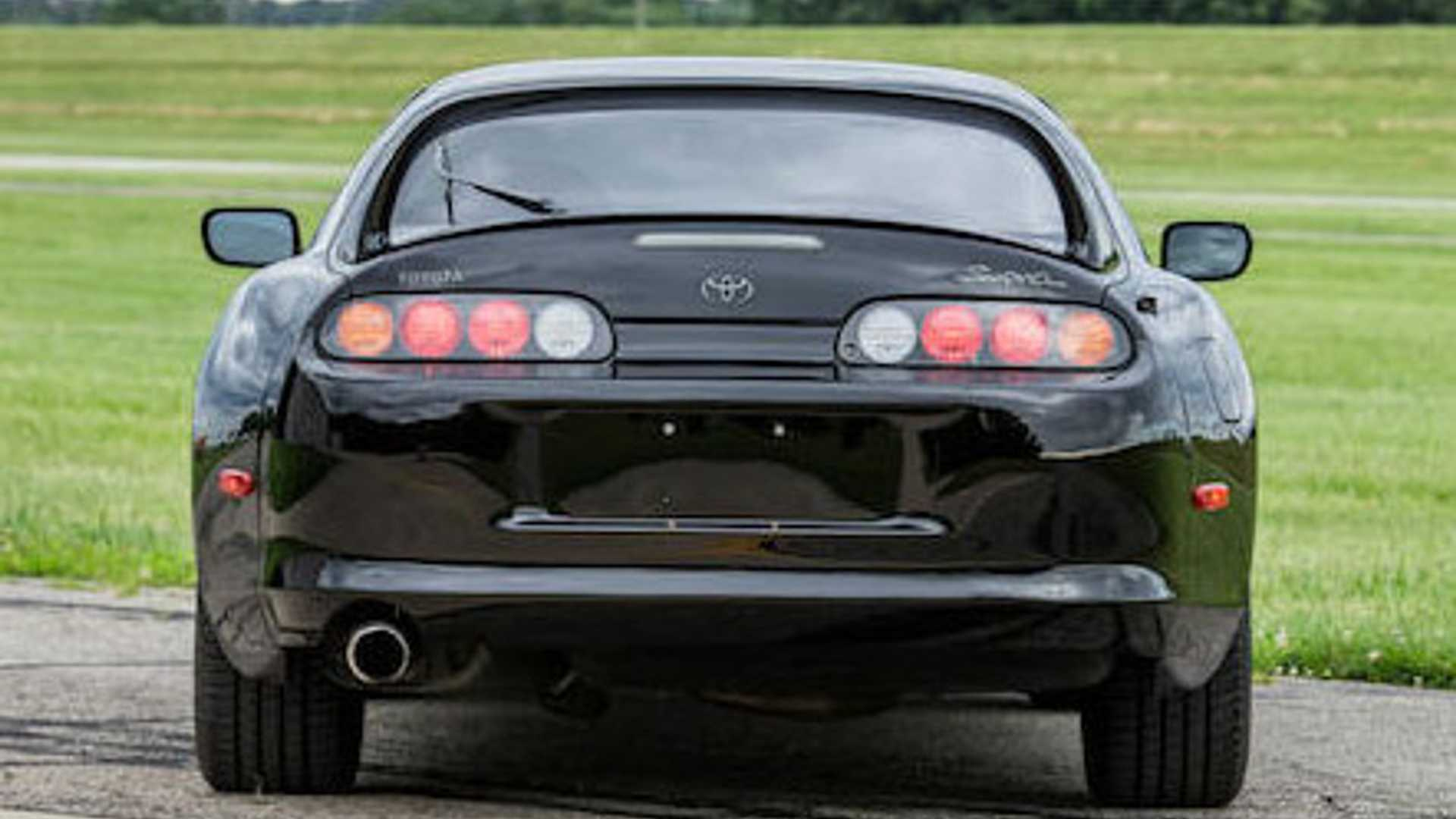 """[""""Break The Bank With This Low-Mileage 1993 Toyota Supra TT""""]"""