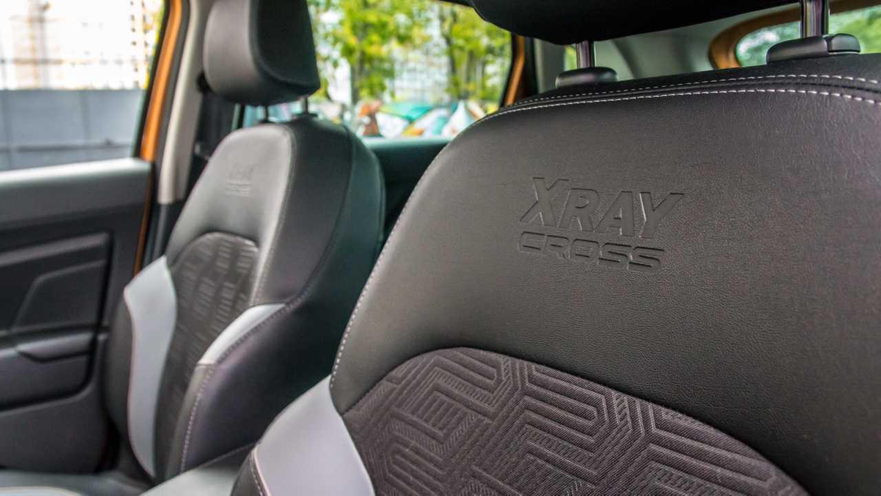 Lada XRAY Cross российский тест