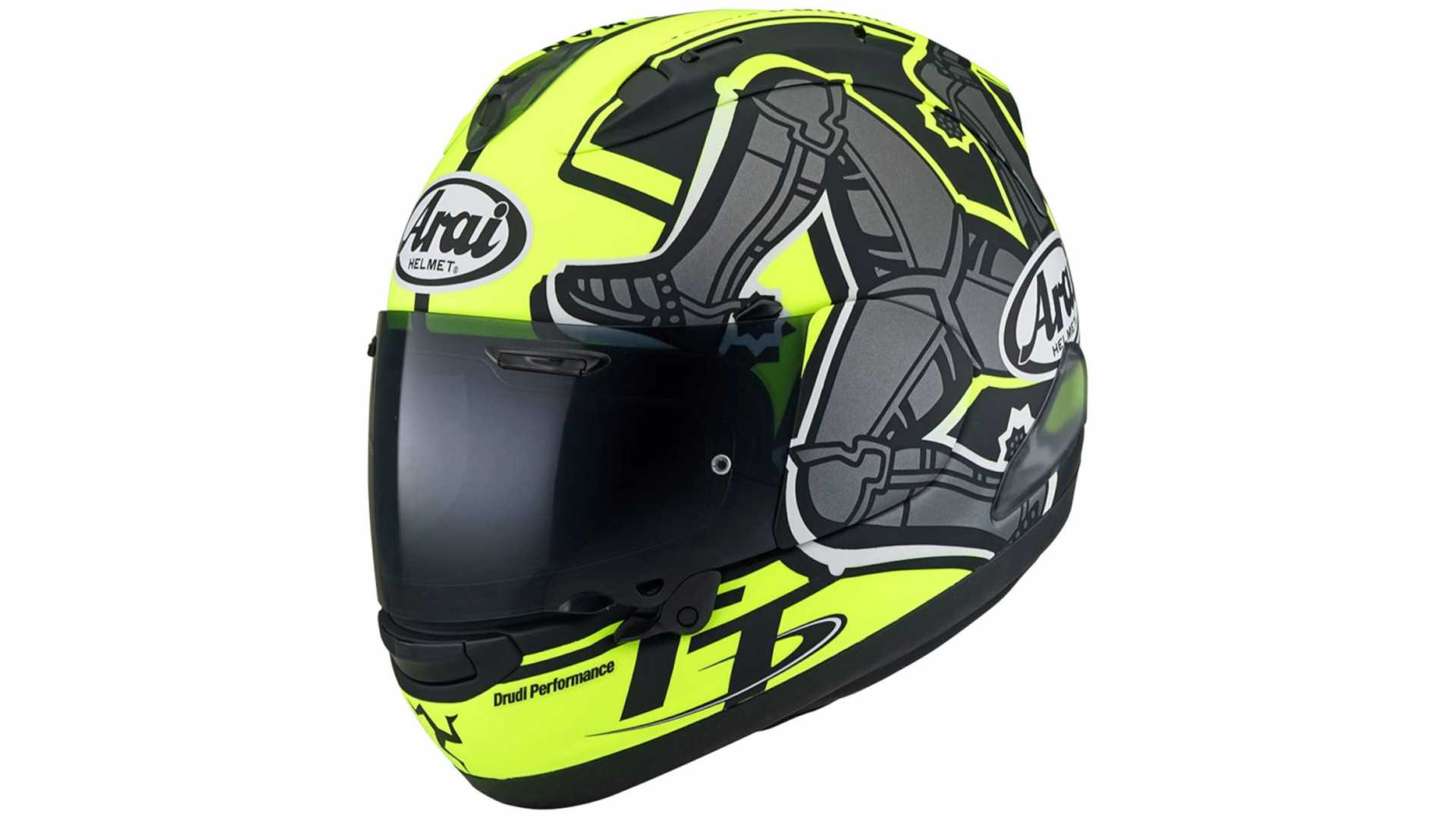 Arai Is Ready To Wrap Your Head In New Graphics And Helmets
