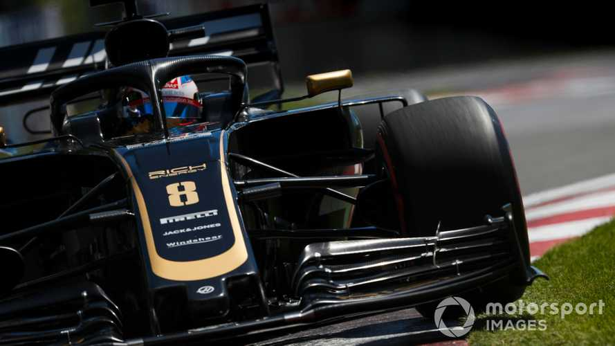 Karting left Grosjean 'more tired' than an F1 race