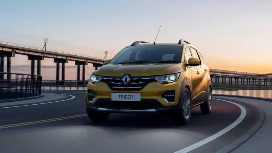 Renault revela Triber (minivan do Kwid) e promete vendê-la na América Latina