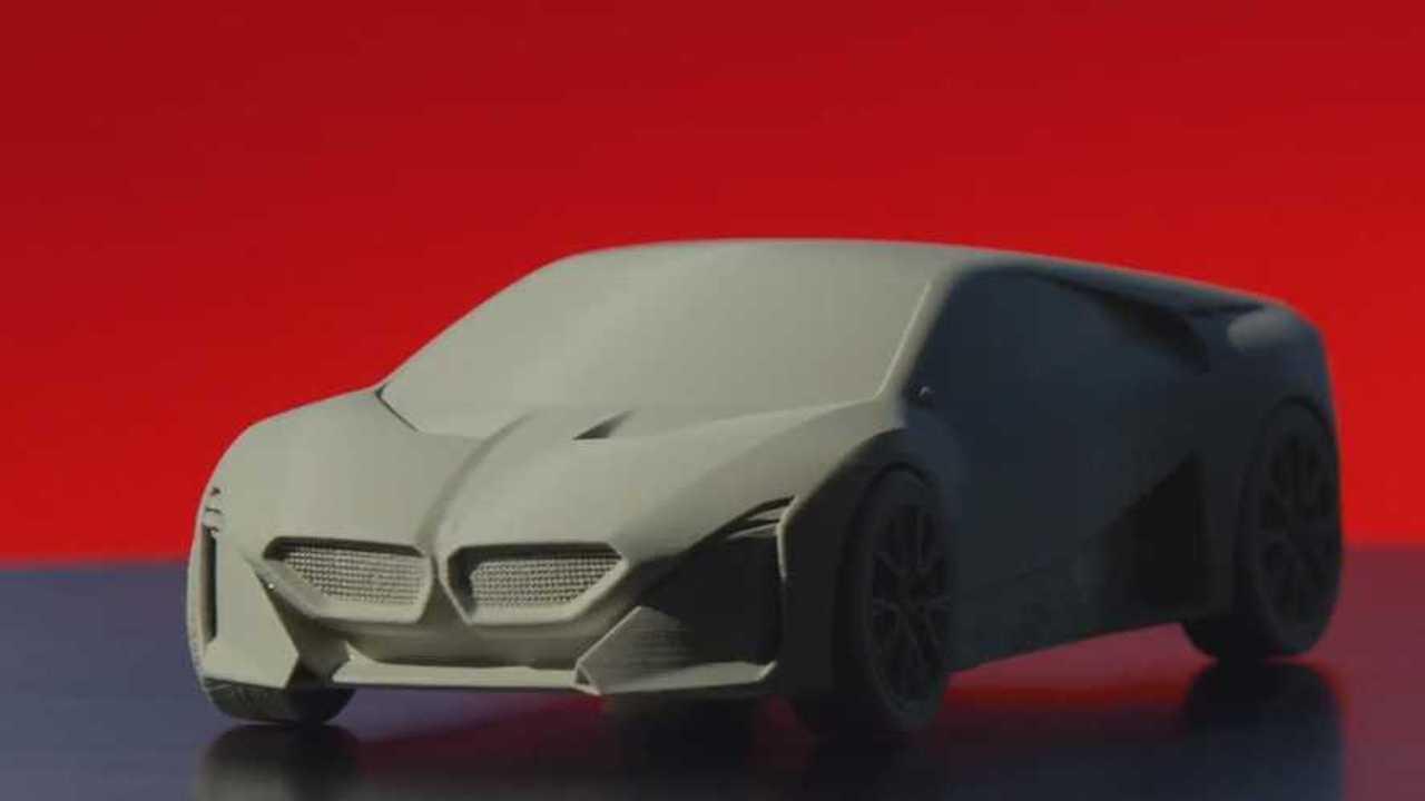 BMW Vision M Next 3D