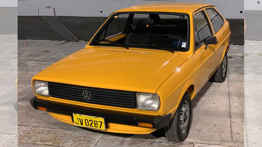 Collection: A história do exclusivo VW Gol 1983