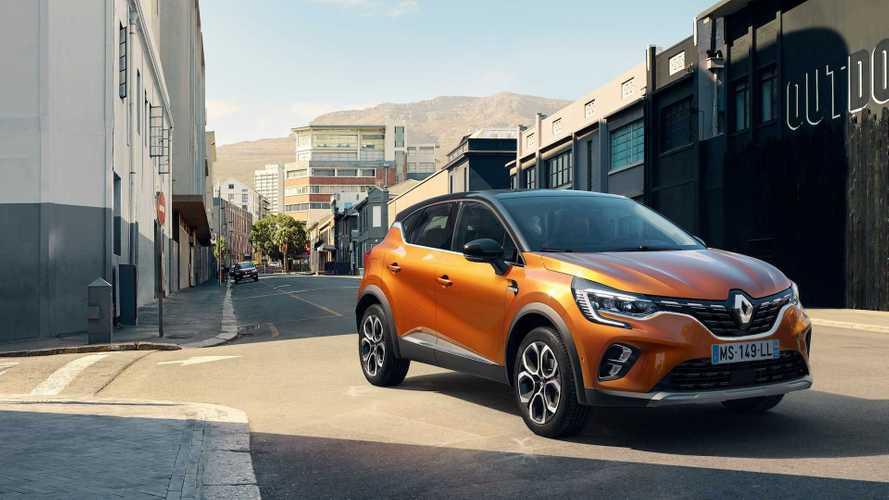 Renault Captur E-Tech, la nuova generazione è anche ibrida plug-in