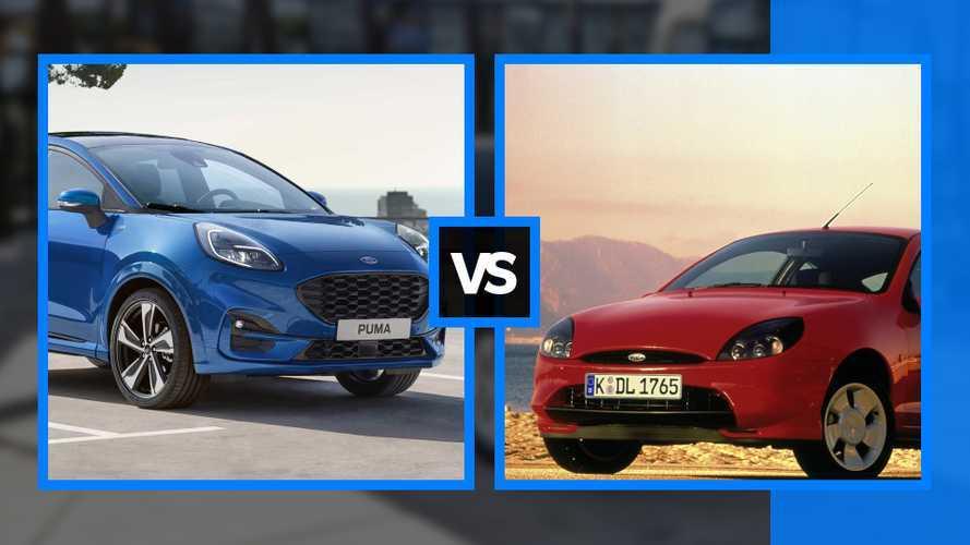 Ford Puma, il confronto impossibile tra vecchia e nuova