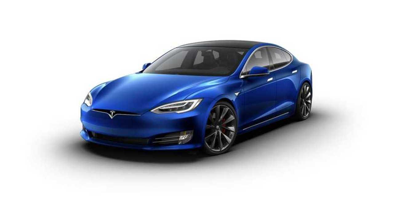 Tesla Model S (2019)