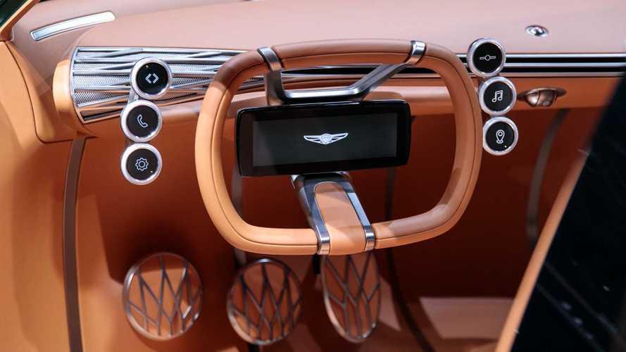 Hyundai registra patente de painel digital no meio do volante