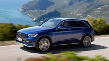 Mercedes-AMG GLC 43 4Matic Facelift (2019) als SUV und SUV-Coupé
