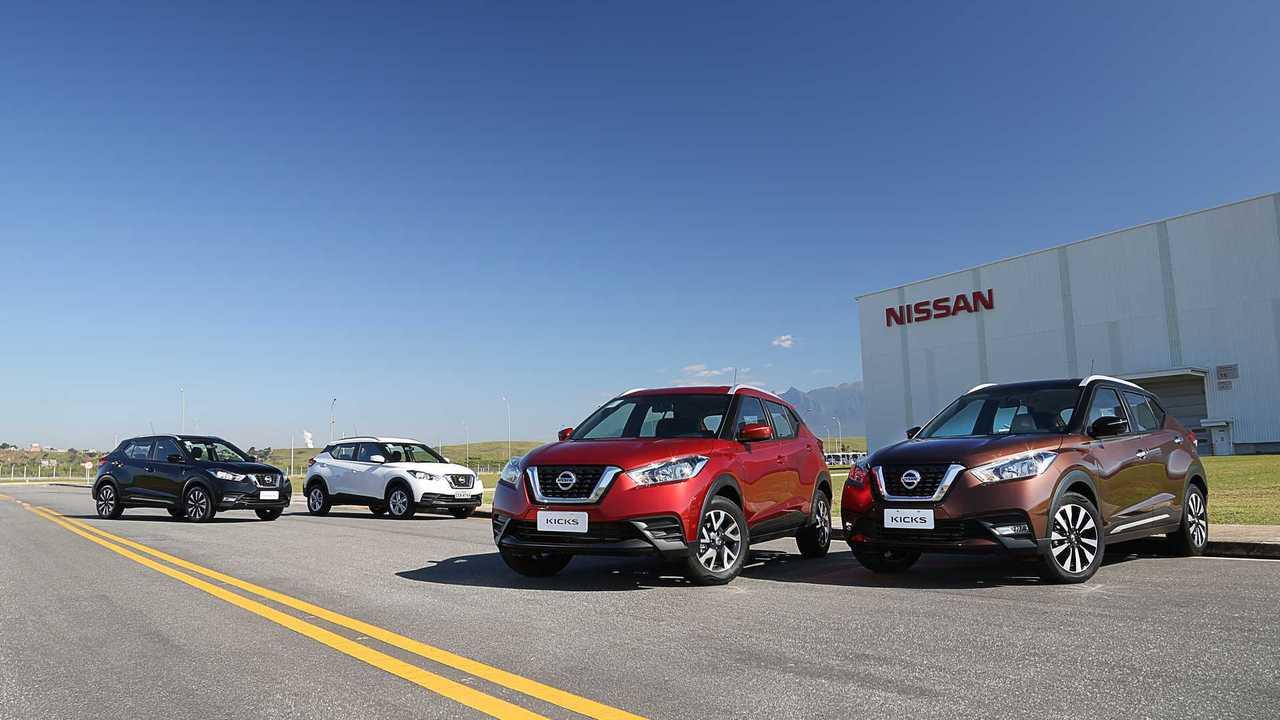 Nissan Kicks 2020