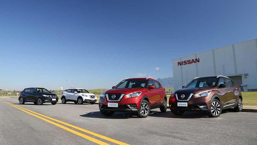 Nissan Kicks 2020 ganha piloto automático; preços partem de R$ 78.290