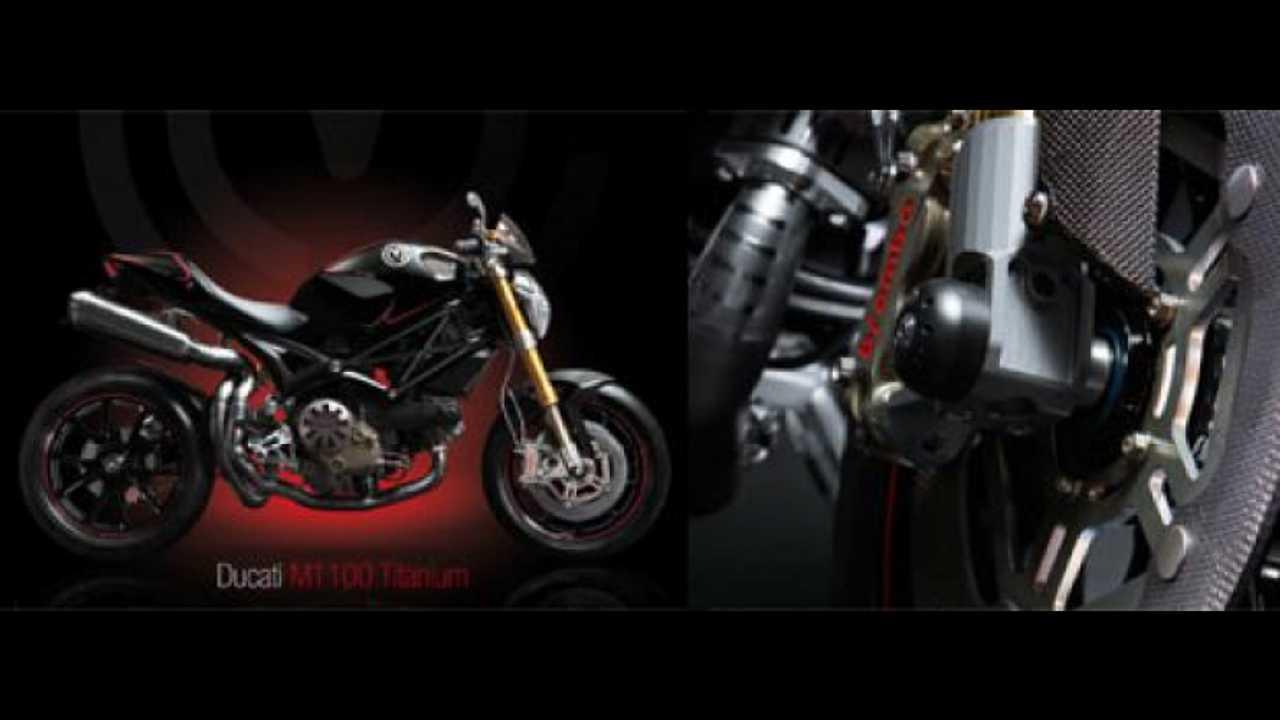 Ducati Monster 1100 Titanium by Motocorse