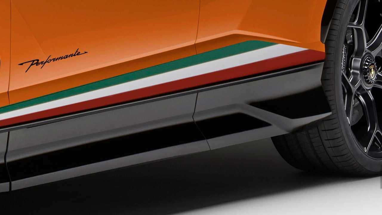 Lamborghini Urus Performante rendering