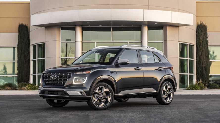 Venue néven debütált a Hyundai legújabb SUV-ja