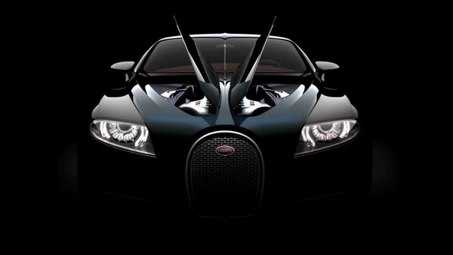 The Bugatti That Never Was: Bugatti 16C Galibier