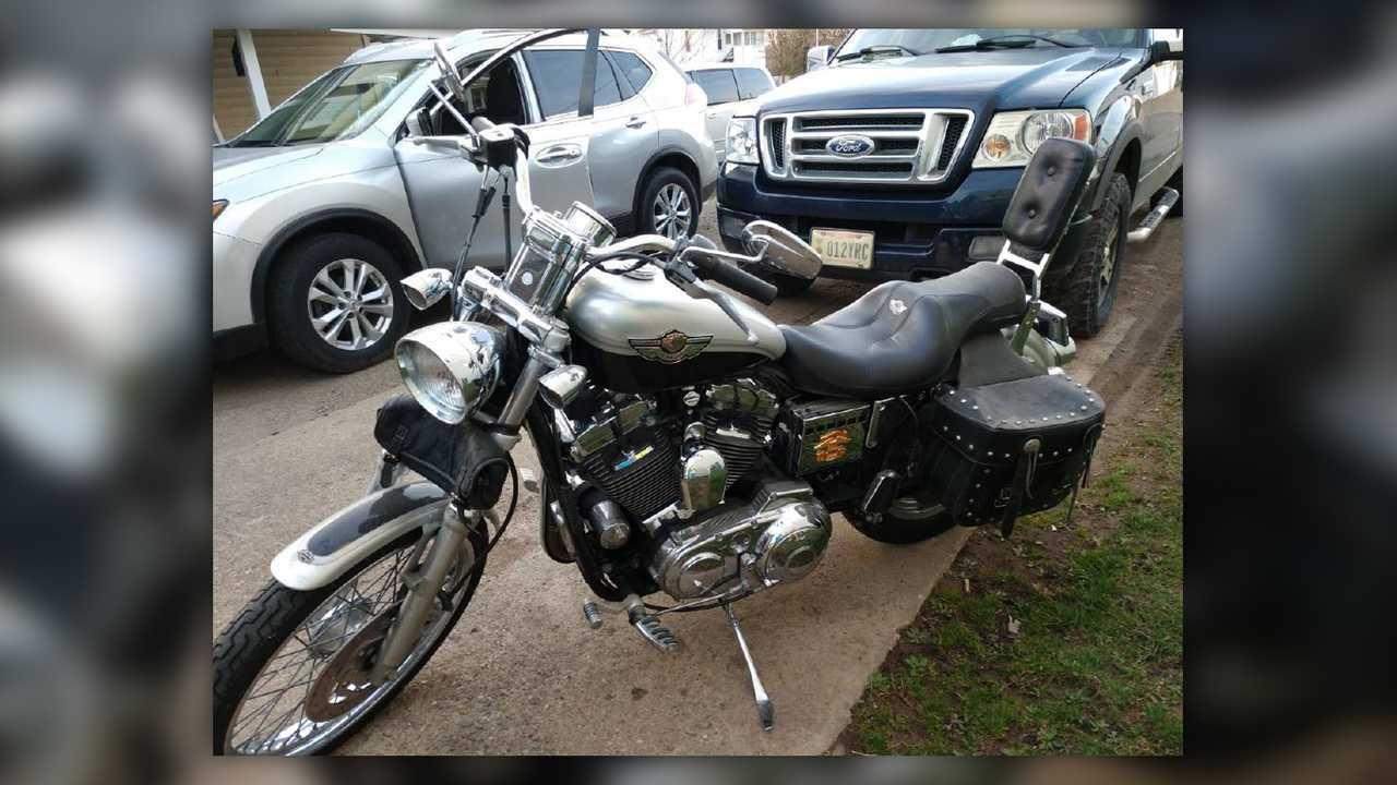 2003 Harley-Davidson Sportster 100th Anniversary Edition