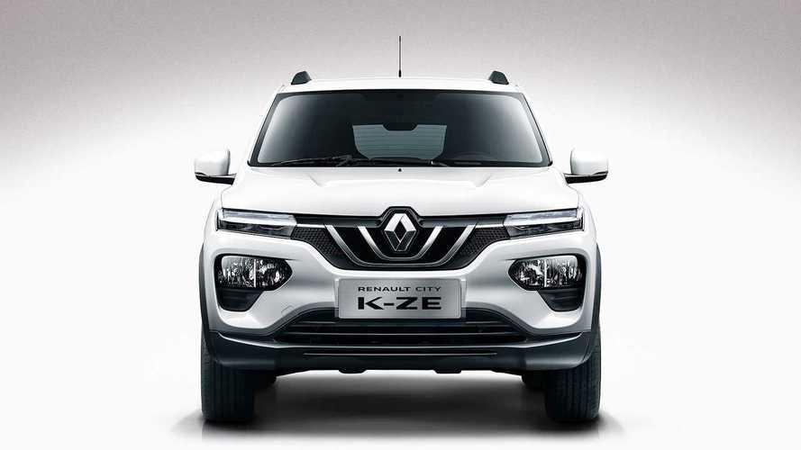 Renault Kwid reestilizado será revelado em setembro