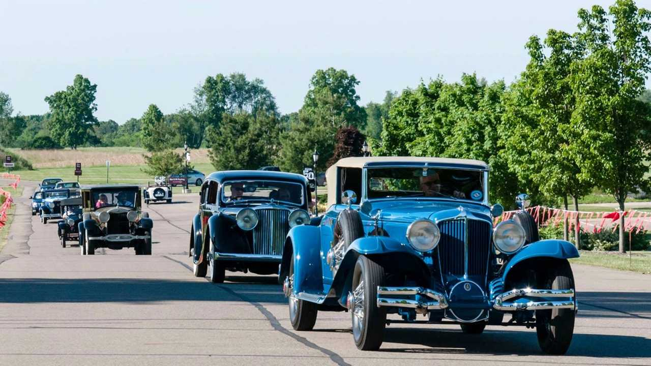 See The Classic Car Club Of America At These Upcoming Events