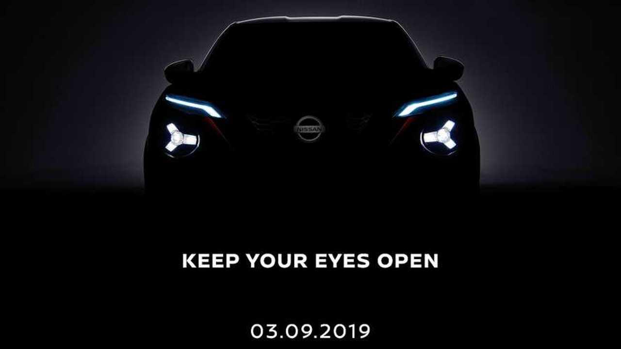 Nuova Nissan Juke, il teaser