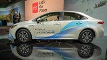 2020 Toyota Corolla Hybrid (USA)