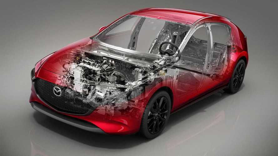 181 lóerővel indít a Mazda3 SkyActiv-X motorja