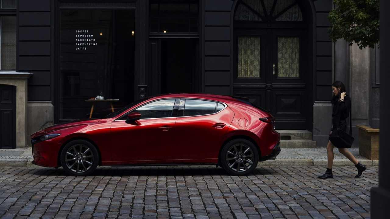 Mazda 3 2019 | Motor1.com Photos
