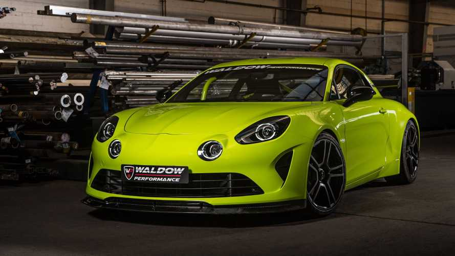 Alpine A110 WP300
