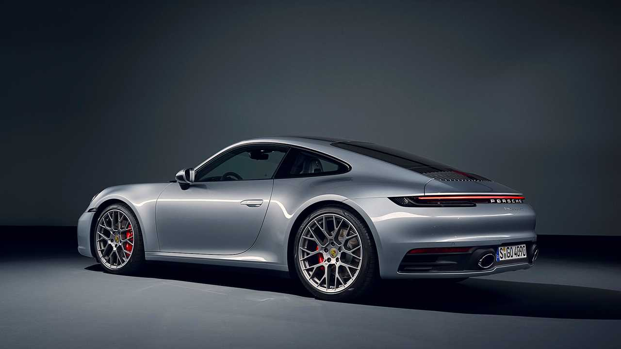2020 porsche 911 carrera s carrera 4s debut with 443 hp. Black Bedroom Furniture Sets. Home Design Ideas