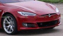 Tesla Model S P100D+ Plaid Cooling