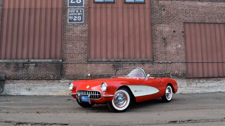 Drop The Top In This NCRS-Worthy 1957 Chevy Corvette