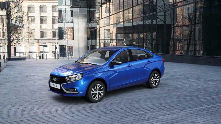 АвтоВАЗ запустил производство Lada Vesta с вариатором
