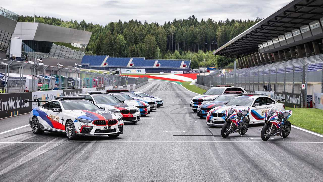BMW, Safety Car y BMW M Award