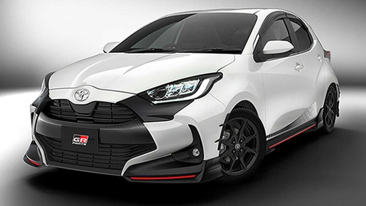 Toyota Yaris By TRD