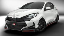 Toyota Yaris by TRD and Modellista