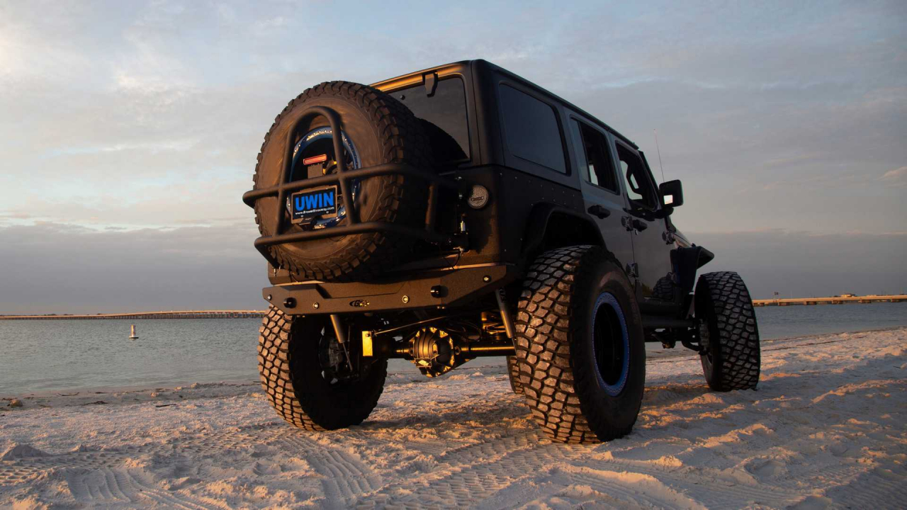2018 Jeep Wrangler Unlimited Hero Edition by Bruiser Conversions