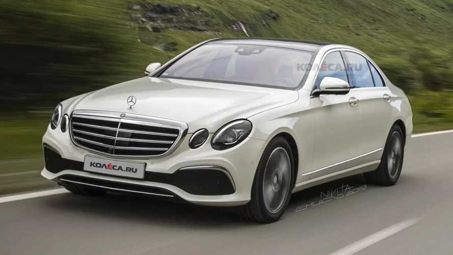 What If The Mercedes E-Class Were To Bring Back Quad Headlights?