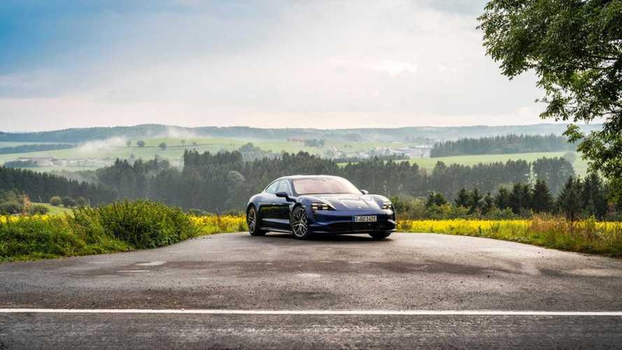 We Evaluate Porsche Taycan's Unique Regenerative Braking System