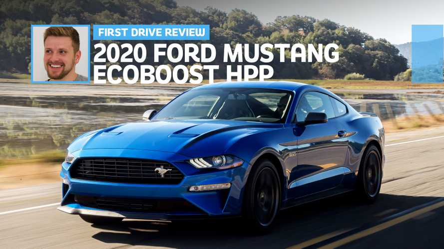 2020 Ford Mustang EcoBoost HPP First Drive: The Anti-Mustang
