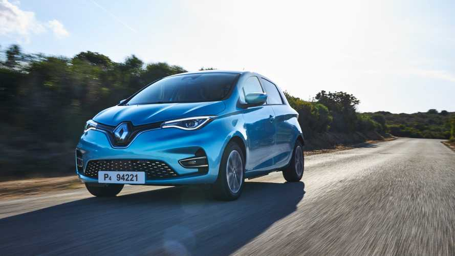 In 2019 Plug-In Electric Car Sales In France Hit All-Time Record