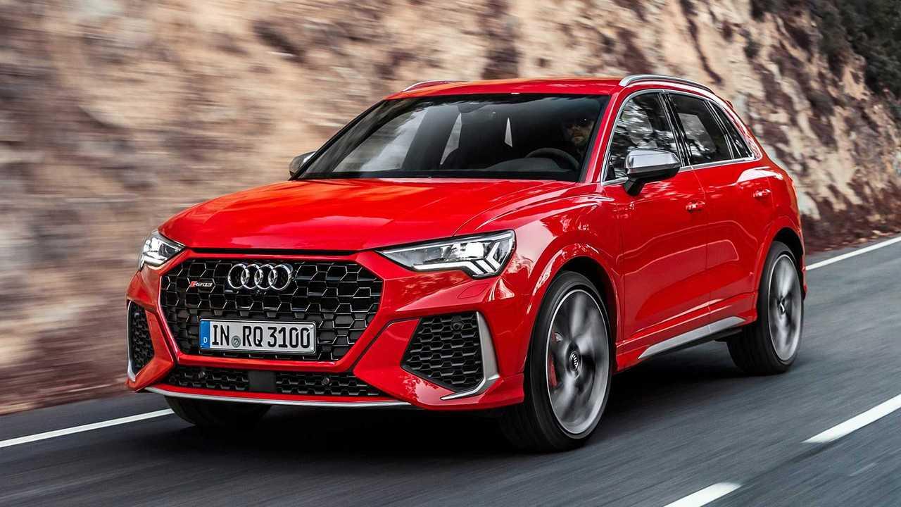 Audi RS Q3 2019