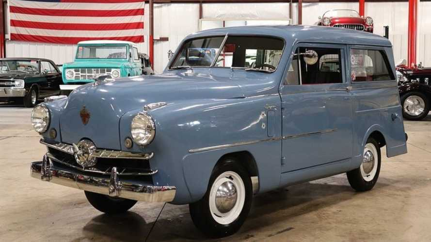 Grab A 1950 Crosley Station Wagon For Just Over $10K