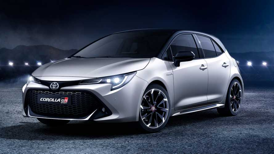 Toyota Corolla updated for 2021 model year in UK
