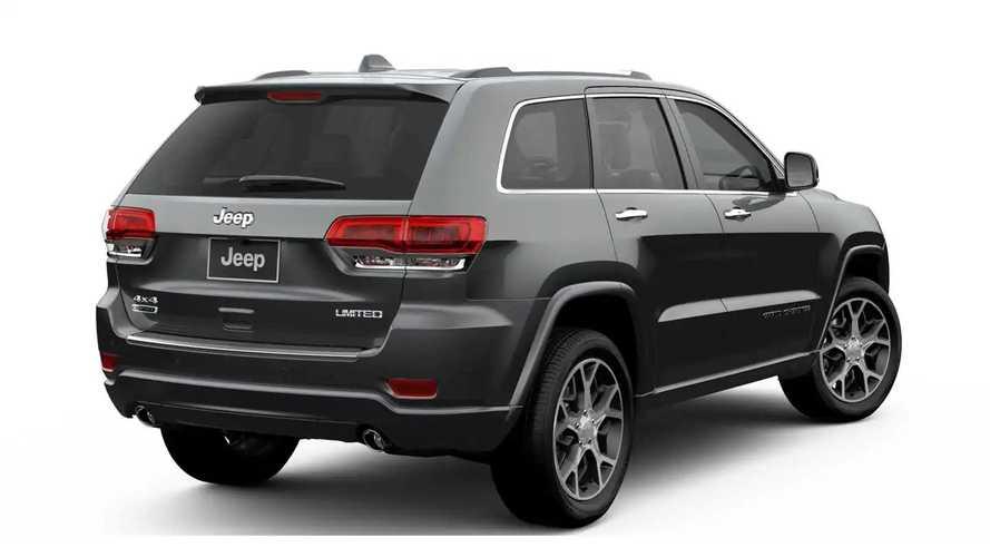 Jeep Grand Cherokee 2020 - Brasil