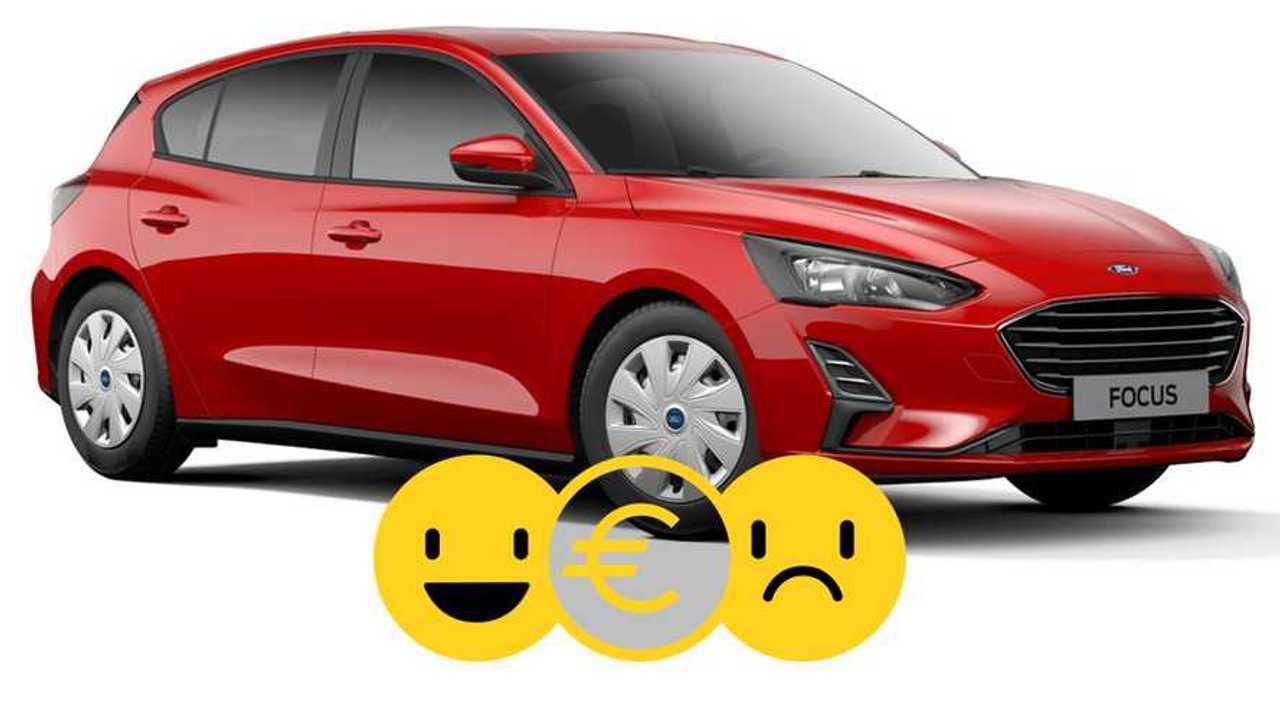 Ford Focus à 169 €/mois