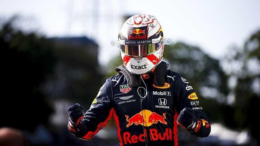 F1: Verstappen vence GP do Brasil marcado por batida entre Ferraris