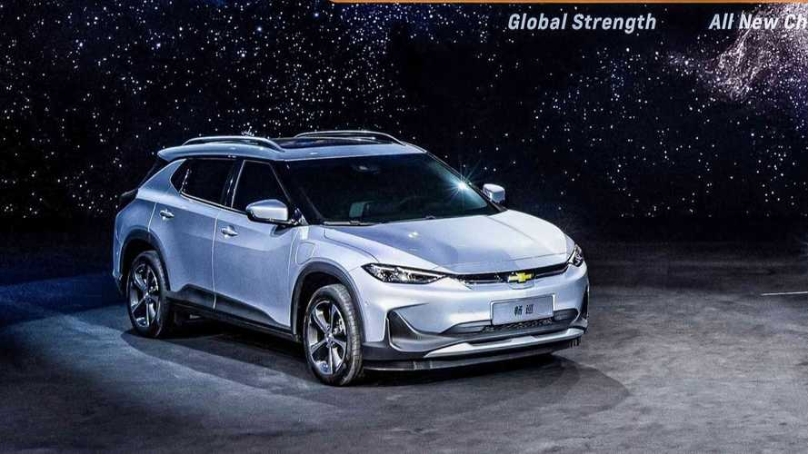 GM Is On Track To Put Over 10 EVs On Sale In China By The End Of 2020