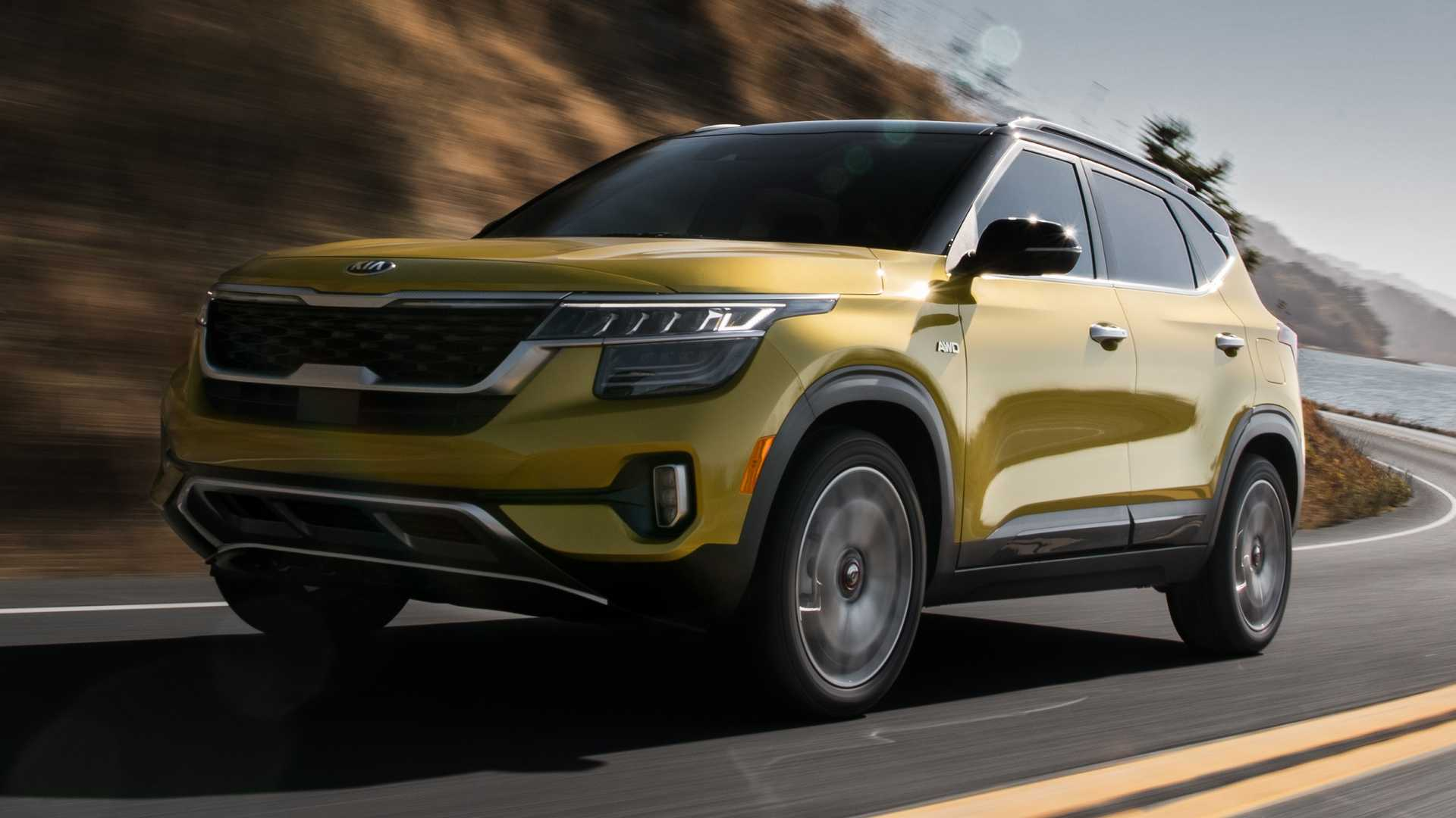 UPDATE: 2021 Kia Seltos Is Another Affordable Option In SUV-Heavy Lineup