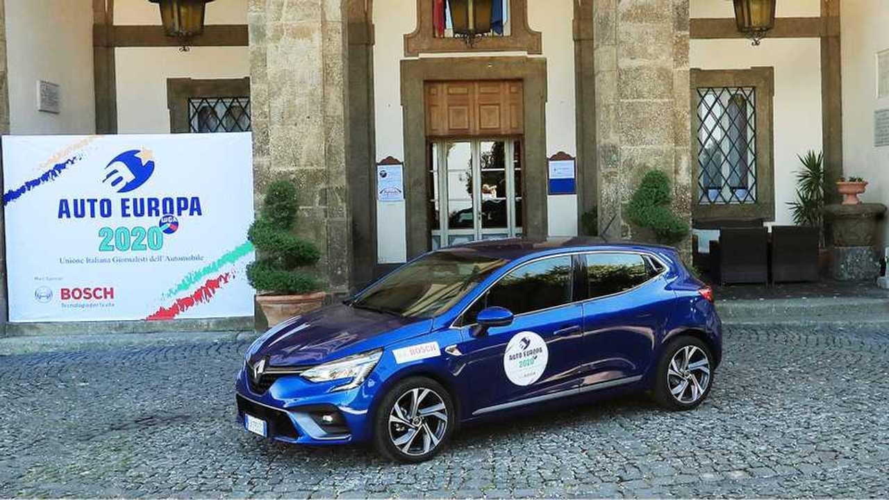 Nuova Renault Clio, Auto Europa 2020